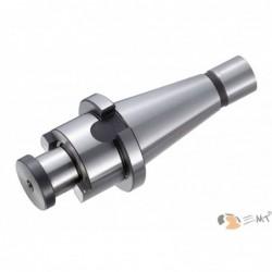 Con portfreza ISO 40 / 22 mm