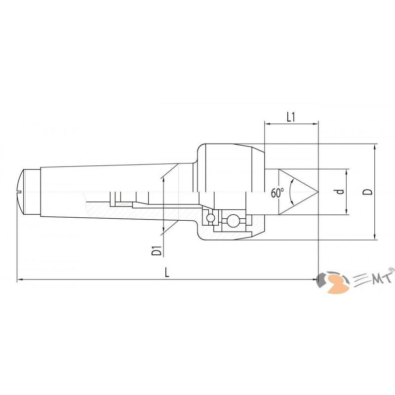 Dispozitiv de centrare - MK 4