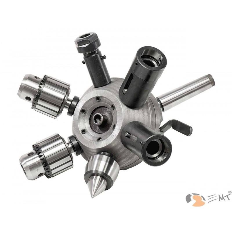 Cap revolver cu 6 pozitii MK 3