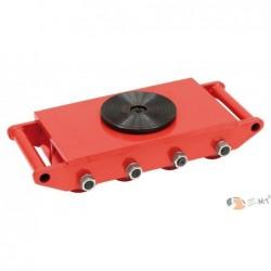 Platforma cu role cu disc rotativ Bernardo CTA 12