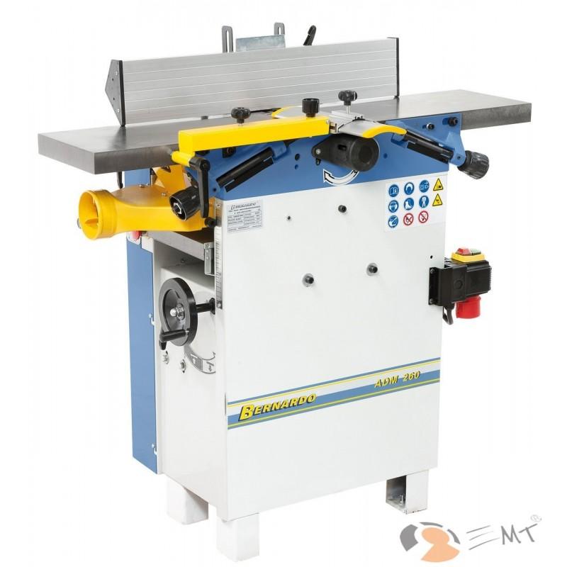 Masina de rindeluit si grosime ADM 260 - 400 V