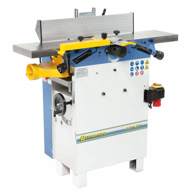 Masina pentru rindeluire si degrosare Bernardo ADM 260 - 230 V