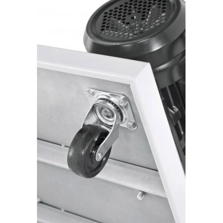 Dispozitiv de rulare cu role de ghidare in fabricatie de serie.