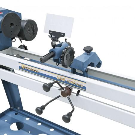 In fabricatie de serie cu dispozitiv de copiere pentru copierea rationala dupa piese originale sau dupa sabloane.
