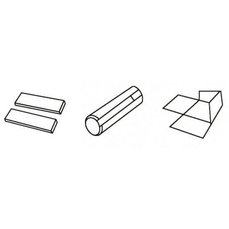 Masina universala roluire, abkant, ghilotina Bernardo 3 in 1 - 1016 : exemple de utilizare