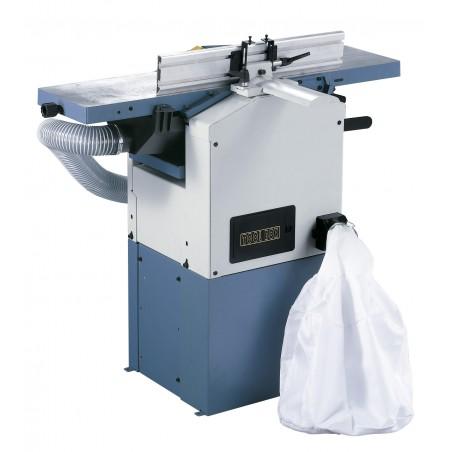 Raport optim pret - eficienta datorita exhaustorului si sacului colector integrat