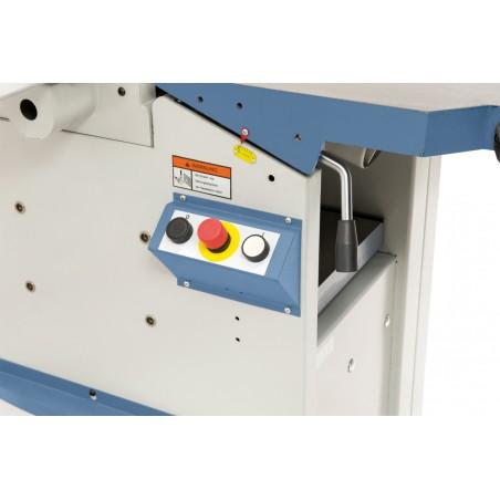 Masina pentru rindeluire si degrosare Bernardo ADM 300 V - 400 V - detalii