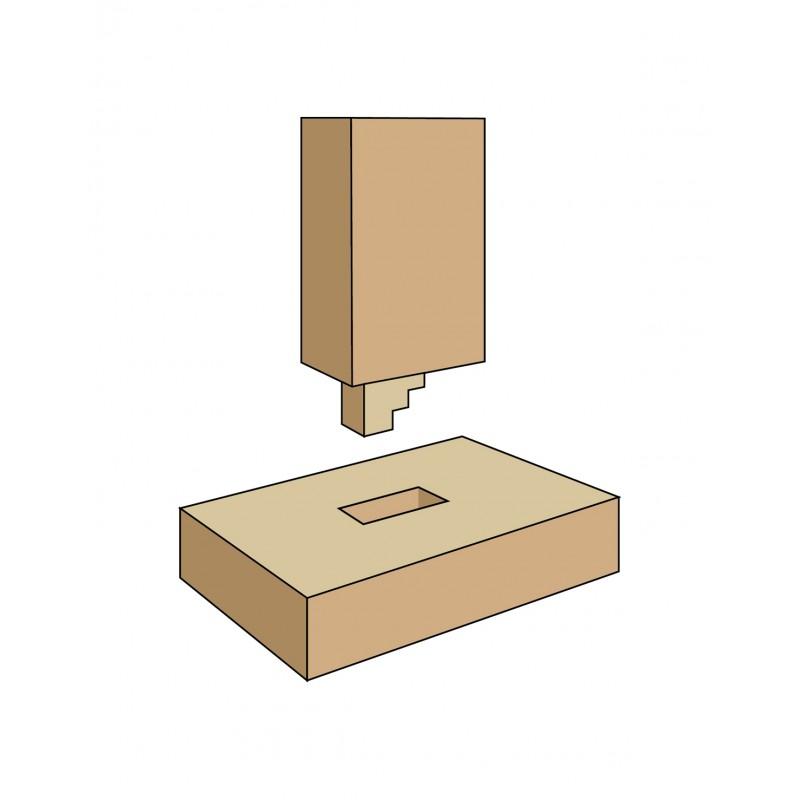 Masina pentru gaurit lemn HM 30 Porta...