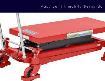 Masa cu lift mobila Bernardo BS 750
