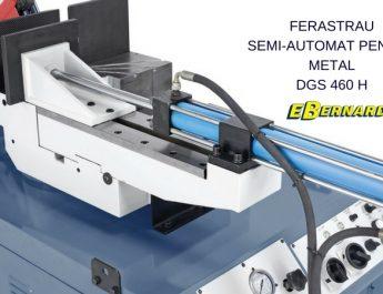 Ferastrau semi-automat pentru metal DGS 460 H
