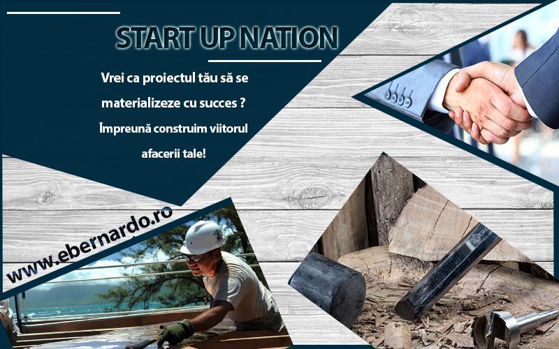 Startup Nation cu Ebernardo.ro