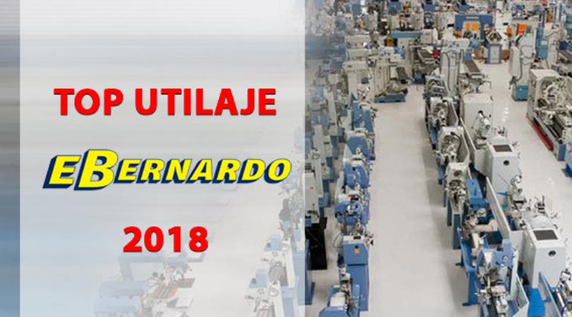 Cele mai vândute utilaje Bernardo în 2018