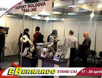 Cum a fost Ebernardo Romania la Metal Show 2018
