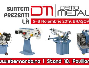 eBernardo Romania va asteapta la Demo Metal 2019