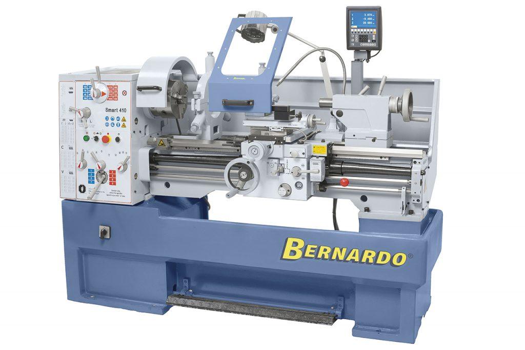 Strung universal Bernardo SMART 410 x 1000 cu cititor digital pe 3 axe