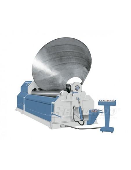 Masina hidraulica de roluit cu 3 sau 4 role